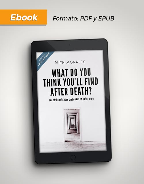 What do you think you'll find after death?