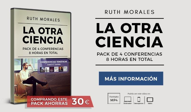 Ruth Morales. Pack de conferencias La otra ciencia