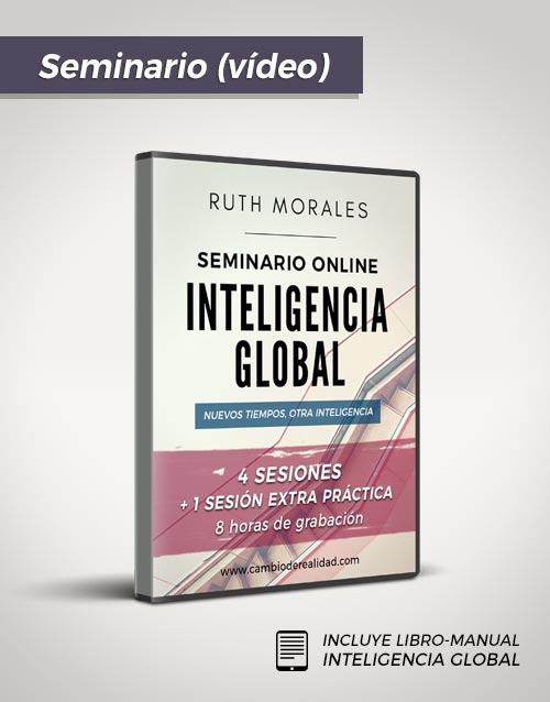 Ruth Morales. Seminario Inteligencia global