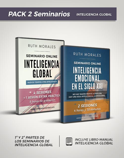 Seminario online Inteligencia global + Seminario online Inteligencia Emocional en el siglo XXI
