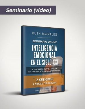 Ruth Morales. Seminario online Inteligencia Emocional en el siglo XXI